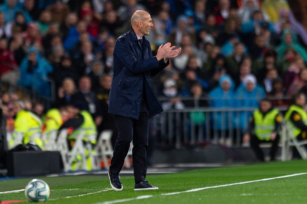 Early experiments from Zidane? Brahim and Vazquez take on new roles during inter-squad game - Bóng Đá