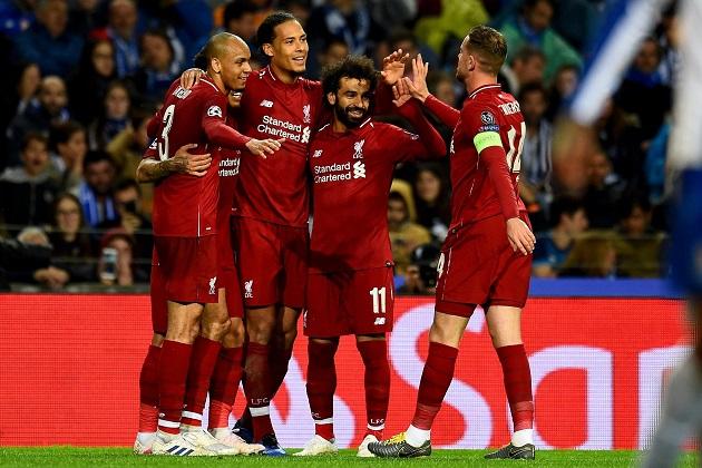 Liverpool và 5 khoảnh khắc cho thấy bản lĩnh của nhà vô địch - Bóng Đá
