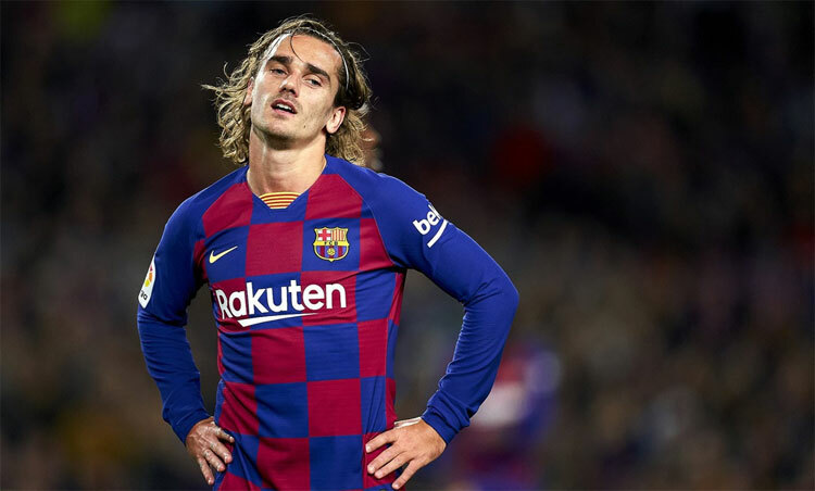 Griezmann isn't planning to leave Barcelona this summer. He wants to succeed at the Camp Nou. - Bóng Đá