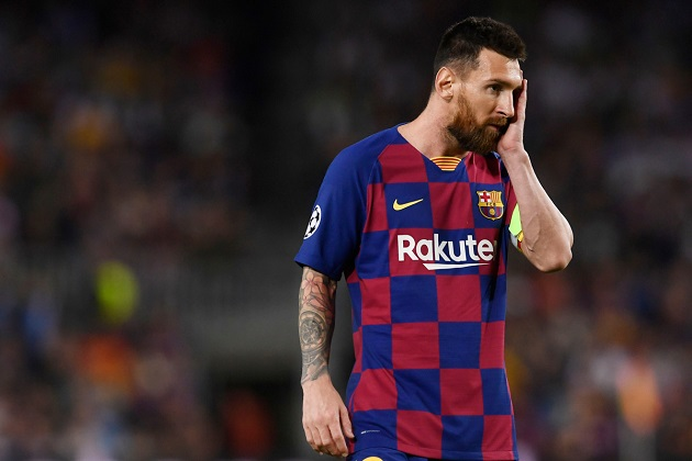 Messi can reportedly make Bartomeu leave office earlier than expected - Bóng Đá