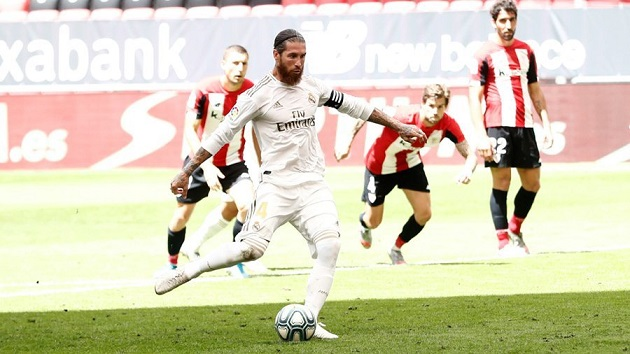 The results that Real Madrid need to clinch LaLiga Santander - Bóng Đá