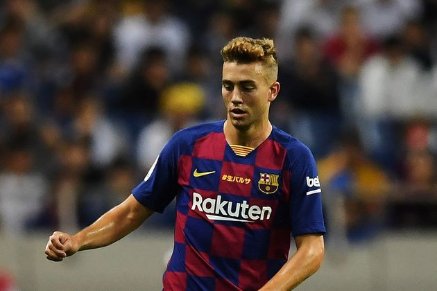 Talented youngster Oriol Busquets 'determined' to break into Barcelona's first team next season - Bóng Đá