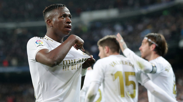 Vinicius Jr is 20 years old now! Here's what he has achieved so far despite his young age - Bóng Đá