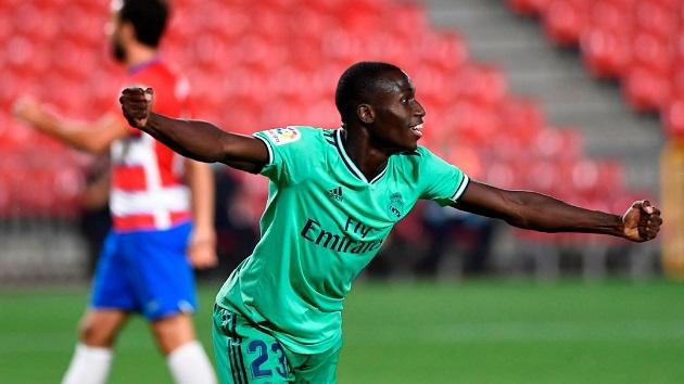 Mendy's first Real Madrid goal makes him the club's 21st different scorer this season - Bóng Đá