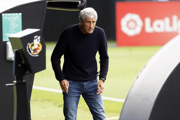 Cadena SER: Setien might leave the club at the end of LaLiga season - Bóng Đá