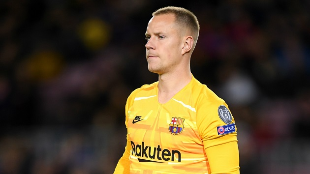 President Bartomeu suggests Barca don't have the money to afford Ter Stegen's salary demands - Bóng Đá
