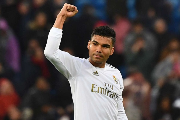 Casemiro confirms talks over new deal are on hold for the moment - Bóng Đá