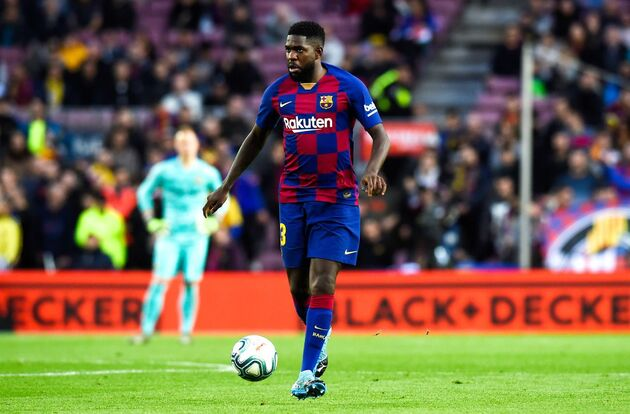 Samuel Umtiti reportedly offered to Roma, loan deal possible - Bóng Đá
