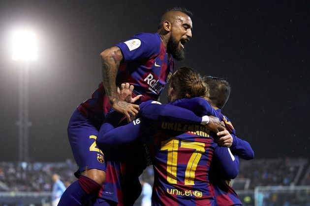 'We should go through even if we had five injured players': Ex-Blaugrana Salinas on Napoli game - Bóng Đá
