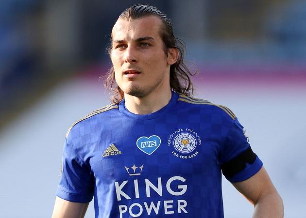 Barca 'line up £36m bid' for Leicester defender Caglar Soyuncu - Bóng Đá