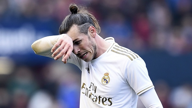 Ex-Madrid president Ramon Calderon 'wouldn't be surprised' if Madrid send Bale out on loan next season - Bóng Đá