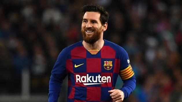 Messi không bắt tay trọng tài - Bóng Đá