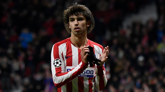 Joao Felix: I'm at Atletico Madrid to play Simeone's way - Bóng Đá