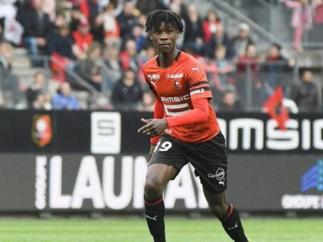 amavinga quashes Real Madrid links after Rennes qualify for Champions League - Bóng Đá