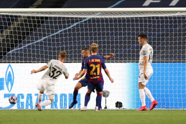TRỰC TIẾP Barcelona 2-5 Bayern Munich: Kimmich gieo sầu cho Barca! - Bóng Đá