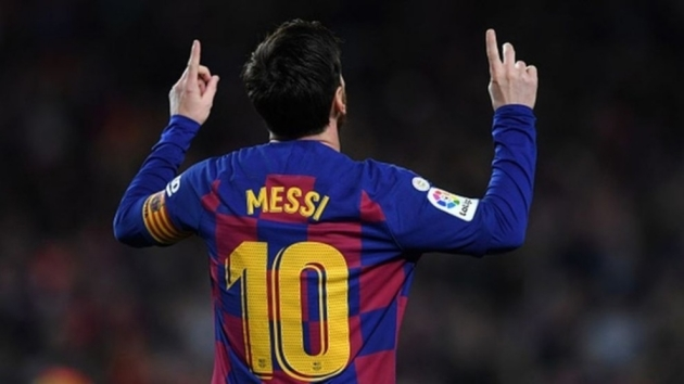 Braithwaite asks for No.10 shirt at Barcelona should Messi leave - Bóng Đá