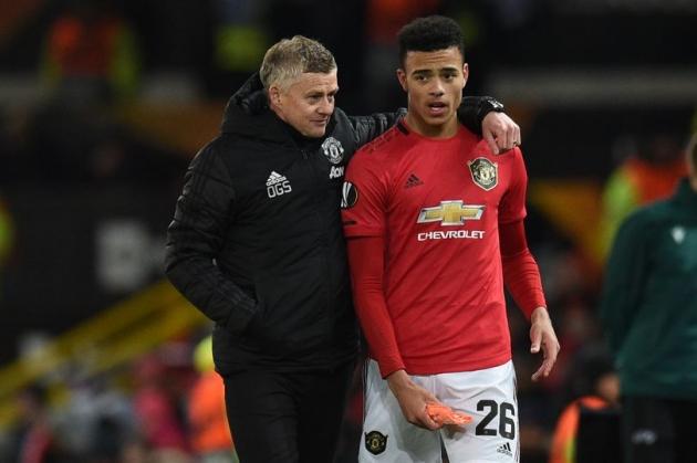 Mason Greenwood reveals Solskjaer advice before Manchester United breakthrough - Bóng Đá