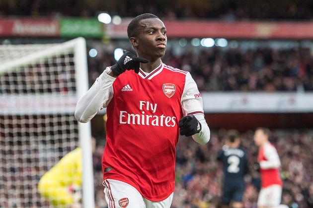 Thi đấu thăng hoa, sao Arsenal nhận lời có cánh từ thầy trên tuyển