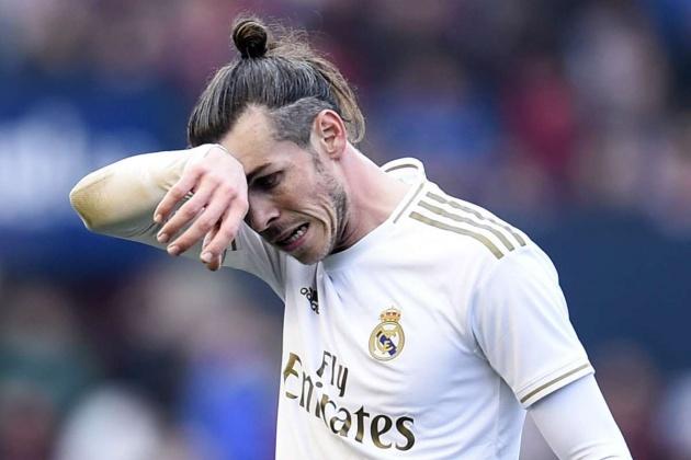Bale and Zidane's awkward reunion - Bóng Đá