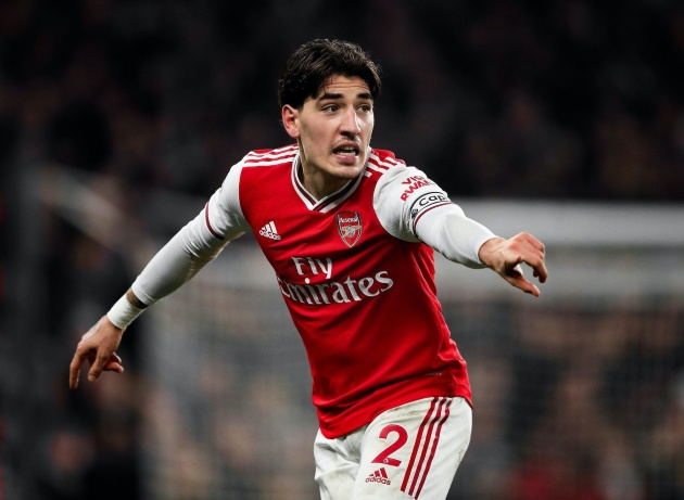 FC Barcelona Reignite Interest To Sign Hector Bellerin From Arsenal As Semedo Replacement - Bóng Đá