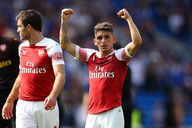 3 reasons why loaning Torreira out instead of selling him makes perfect sense for Arsenal - Bóng Đá