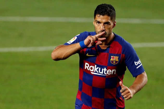 What if Luis Suarez ends up staying at Barcelona? - Bóng Đá