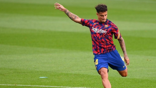 Coutinho: I want to work hard so that everything goes well on the pitch - Bóng Đá