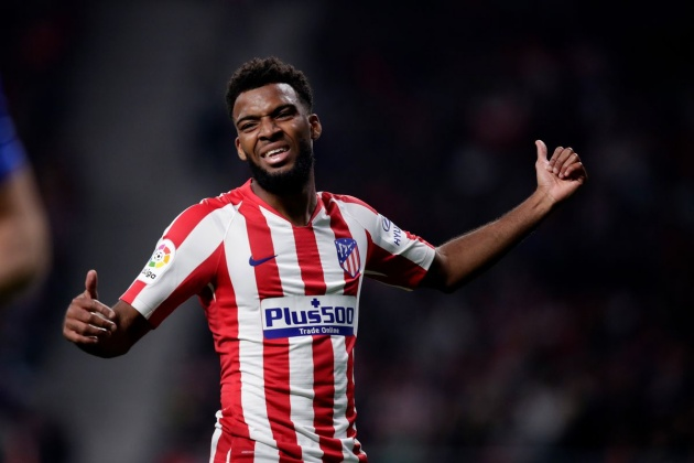 Arsenal-linked Thomas Lemar 'wanted by two Premier League clubs' for move - Bóng Đá