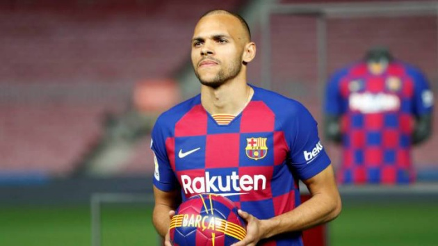 Martin Braithwaite suffers injury - Bóng Đá