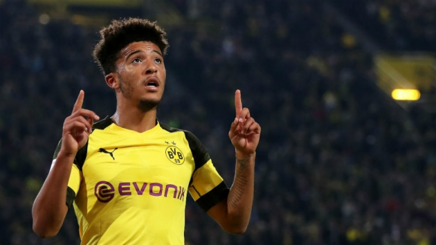 Manchester United's signing of Borussia Dortmund winger Jadon Sancho will be closed for 118 million euros, The Sun report. - Bóng Đá