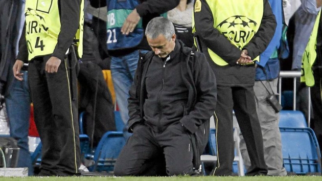 Mourinho: The saddest moment of my career was being knocked out of the Champions League by Bayern Munich - Bóng Đá