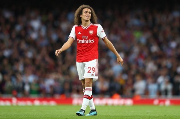 3 ngôi sao đối diện án trảm tại Arsenal: 2