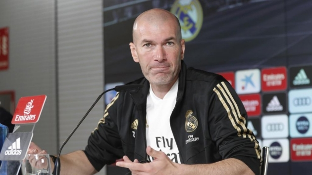 Zidane: I'm not going to ask for anything, but anything can happen until October 4 - Bóng Đá