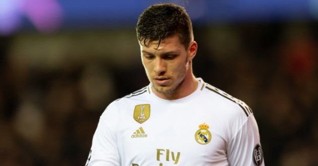 Maybe it's best if Jovic leaves Real Madrid before the transfer deadline - Bóng Đá