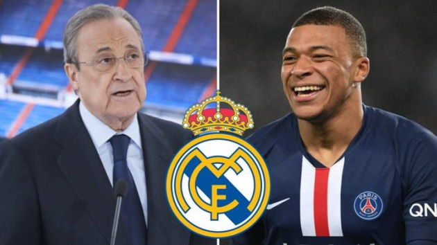 Report: Liverpool target Mbappe has already decided on Madrid move - Bóng Đá
