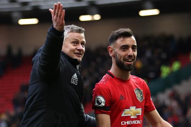Thắng nhọc Brighton, Man Utd và Solskjaer vẫn biểu lộ 3