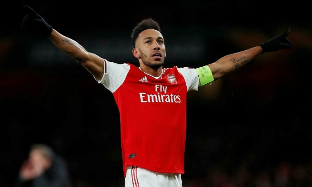 Aubameyang has admitted, on the Here We Go podcast, that Barcelona had made him an offer, but his priority was to stay at Arsenal. - Bóng Đá