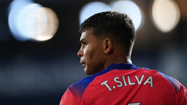 Thiago Silva: 'I prayed to God to find me a project that matched my ambitions.  - Bóng Đá