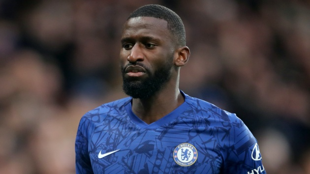 Tottenham eye shock move for Antonio Rudiger - Bóng Đá