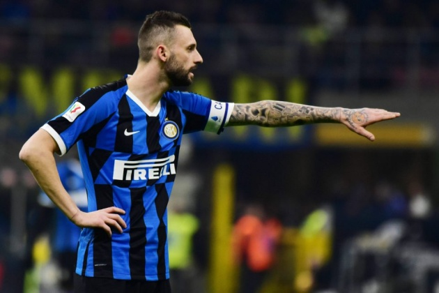 Inter duo Milan Skriniar and Marcelo Brozovic will not be joining Paris Saint-Germain this summer, according to Le Parisien. - Bóng Đá