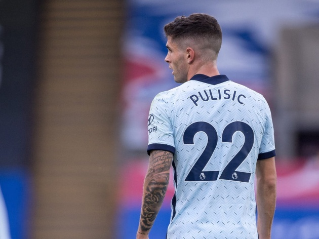 Chelsea star Christian Pulisic ready to fill Eden Hazard's boots after taking No10 shirt - Bóng Đá