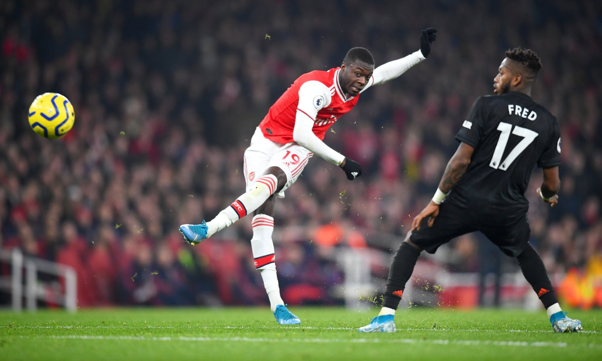 Thierry Henry in agreement with Jose Mourinho and Graeme Souness about Nicolas Pepe at Arsenal - Bóng Đá