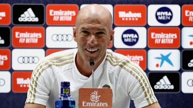 Zidane: Haaland is not my player, but he is good - Bóng Đá