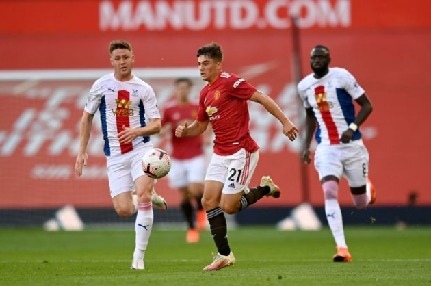 Ole Gunnar Solskjaer outlines what Daniel James brings to Man Utd team - Bóng Đá