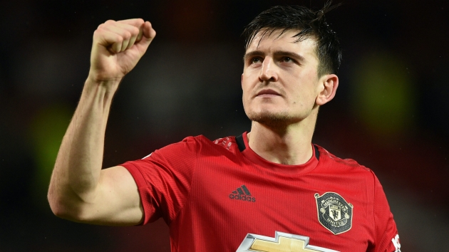 Manchester United fans say same thing about Harry Maguire after goal vs Newcastle - Bóng Đá
