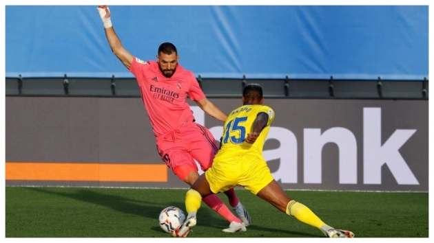 Real Madrid's painful lack of a goal threat - Bóng Đá