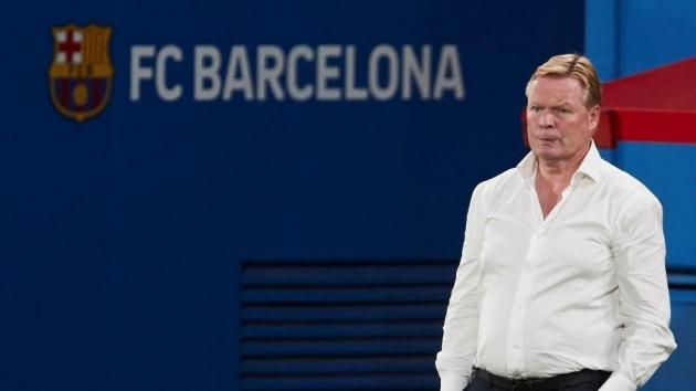 Koeman: Barcelona will try to sign Depay in January - Bóng Đá