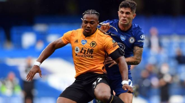 Wolverhampton Wanderers offer Adama Traore a staggering new contract - Bóng Đá