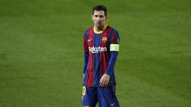 Messi doesn't smile - Bóng Đá