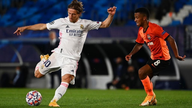 Modric: Real Madrid weren't at the races in the first half - Bóng Đá